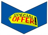 Our ongoing Special Offers